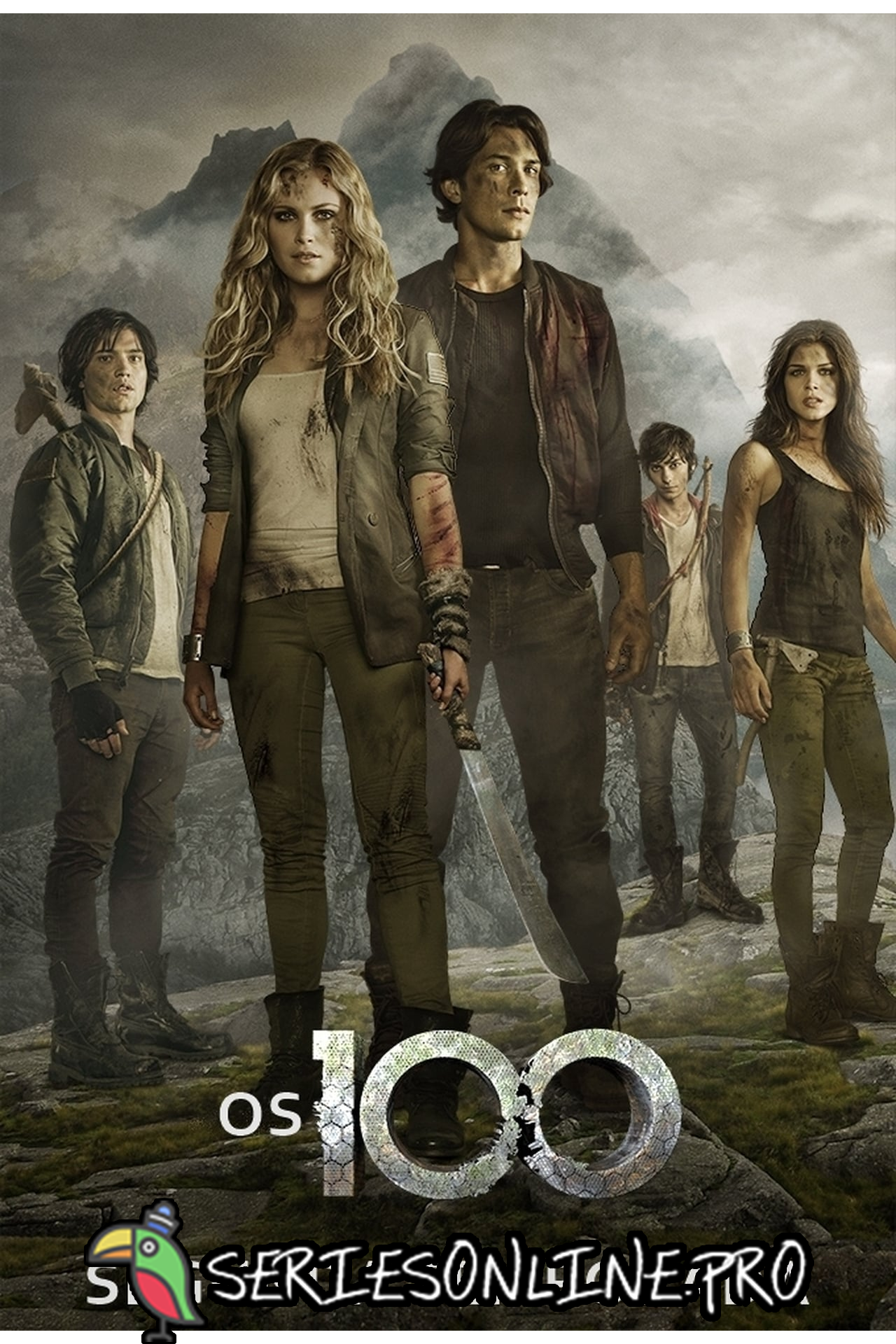 The 100 Serial Online